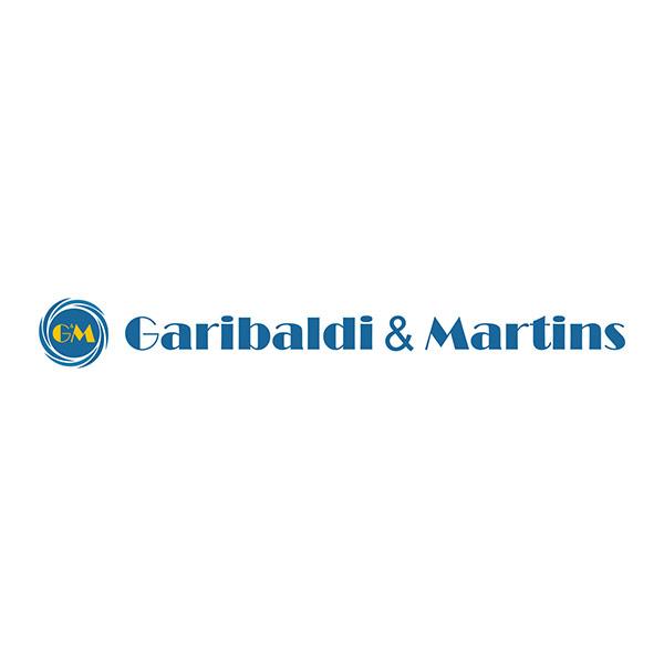 Logo Garibaldi e Martins