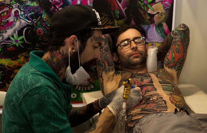 Tatuagens 1 - Por Neube Neto