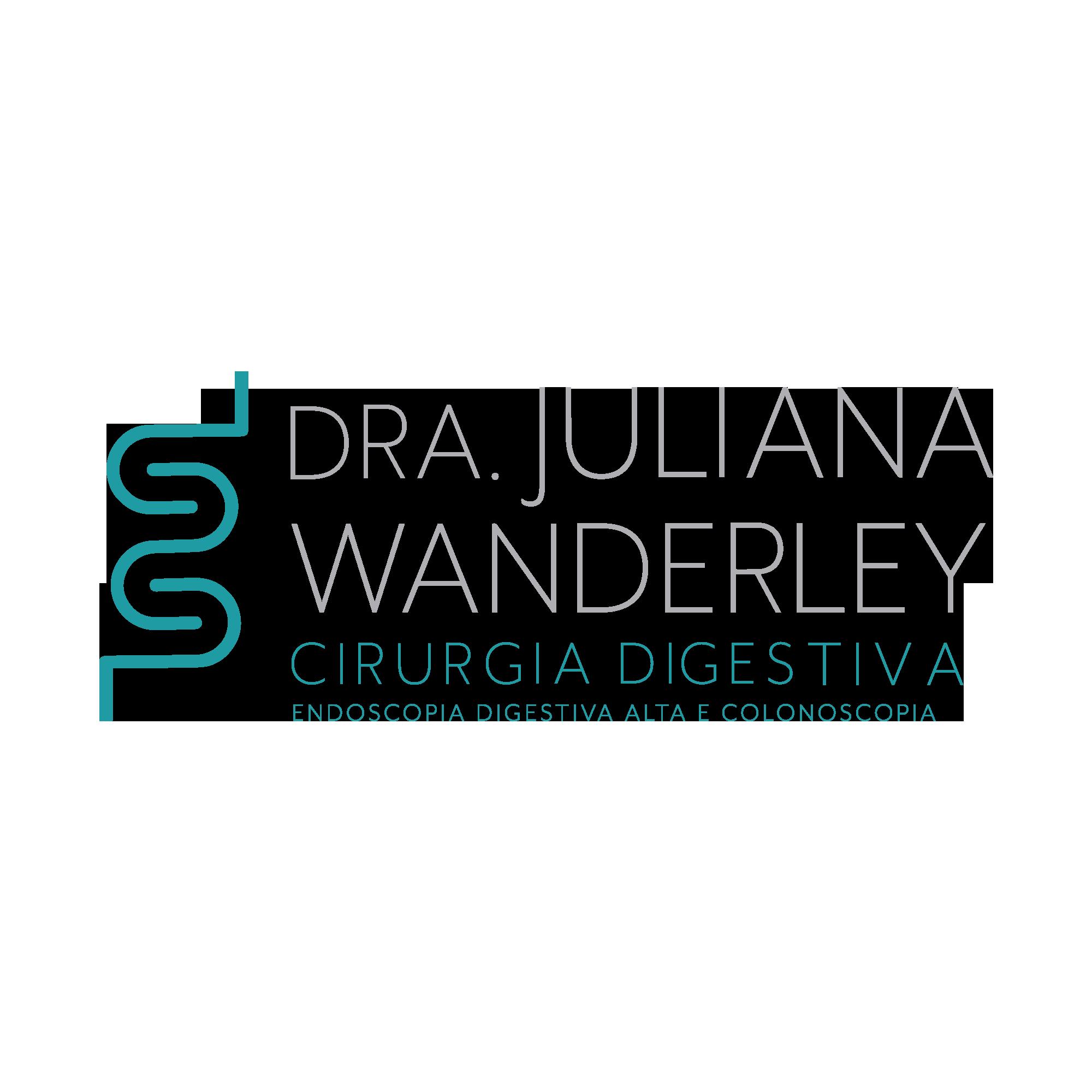 LOGO DRA. JULIANA WANDERLEY